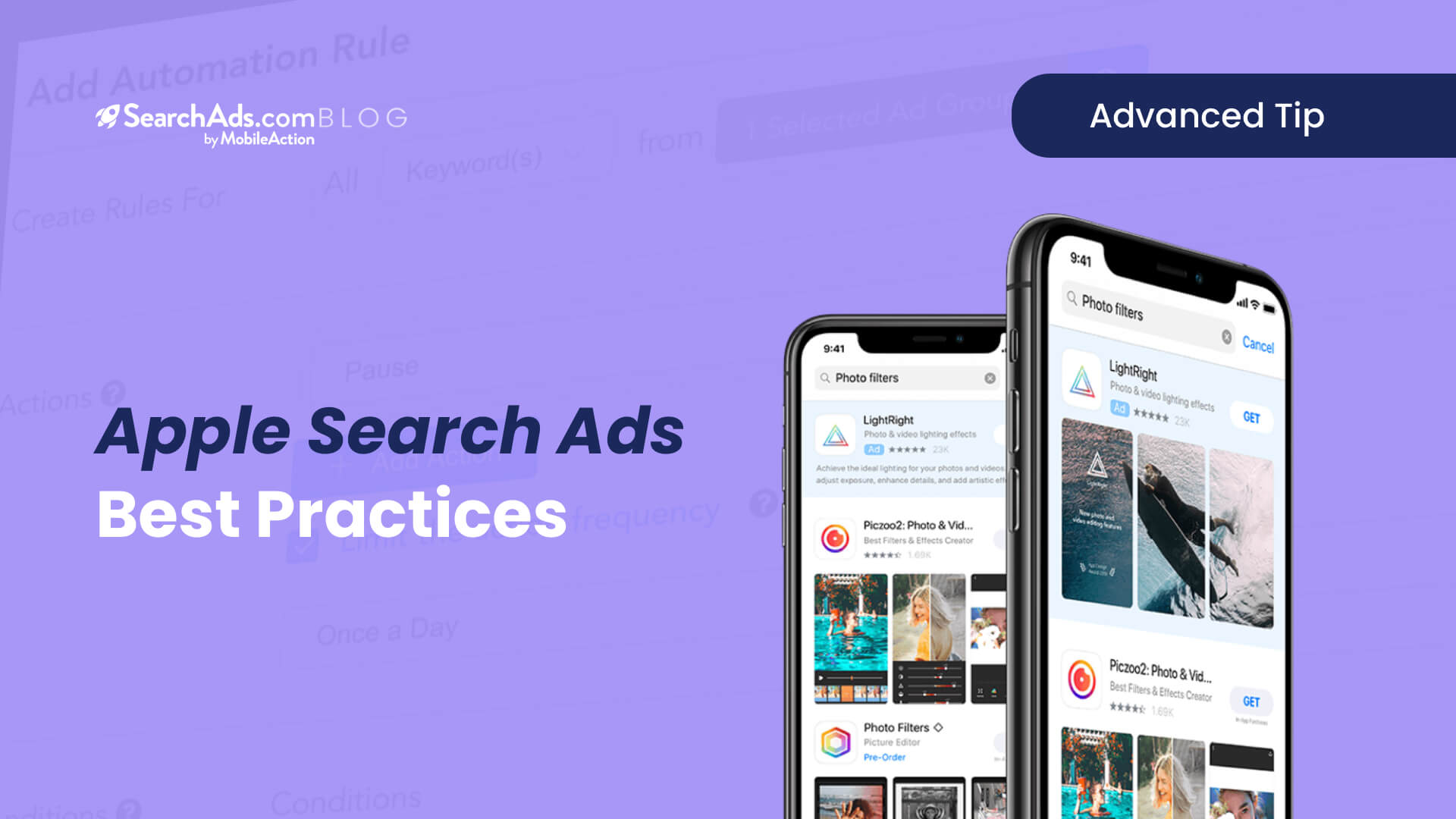 apple search ads best practices