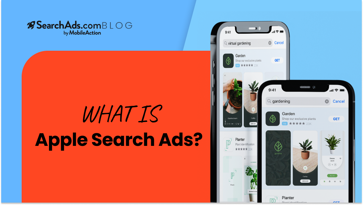 what is apple search ads