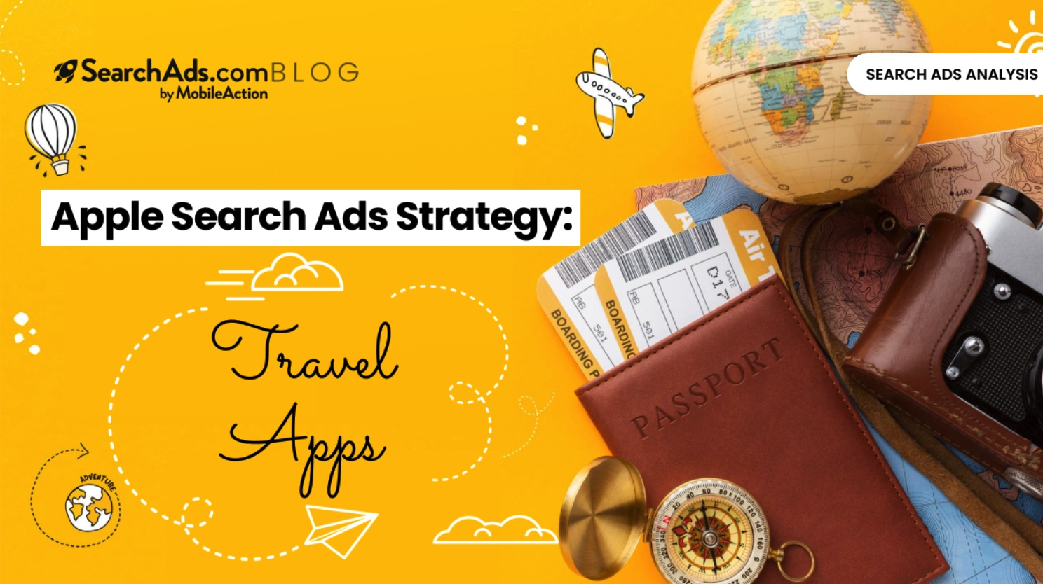 Search Ads strategy